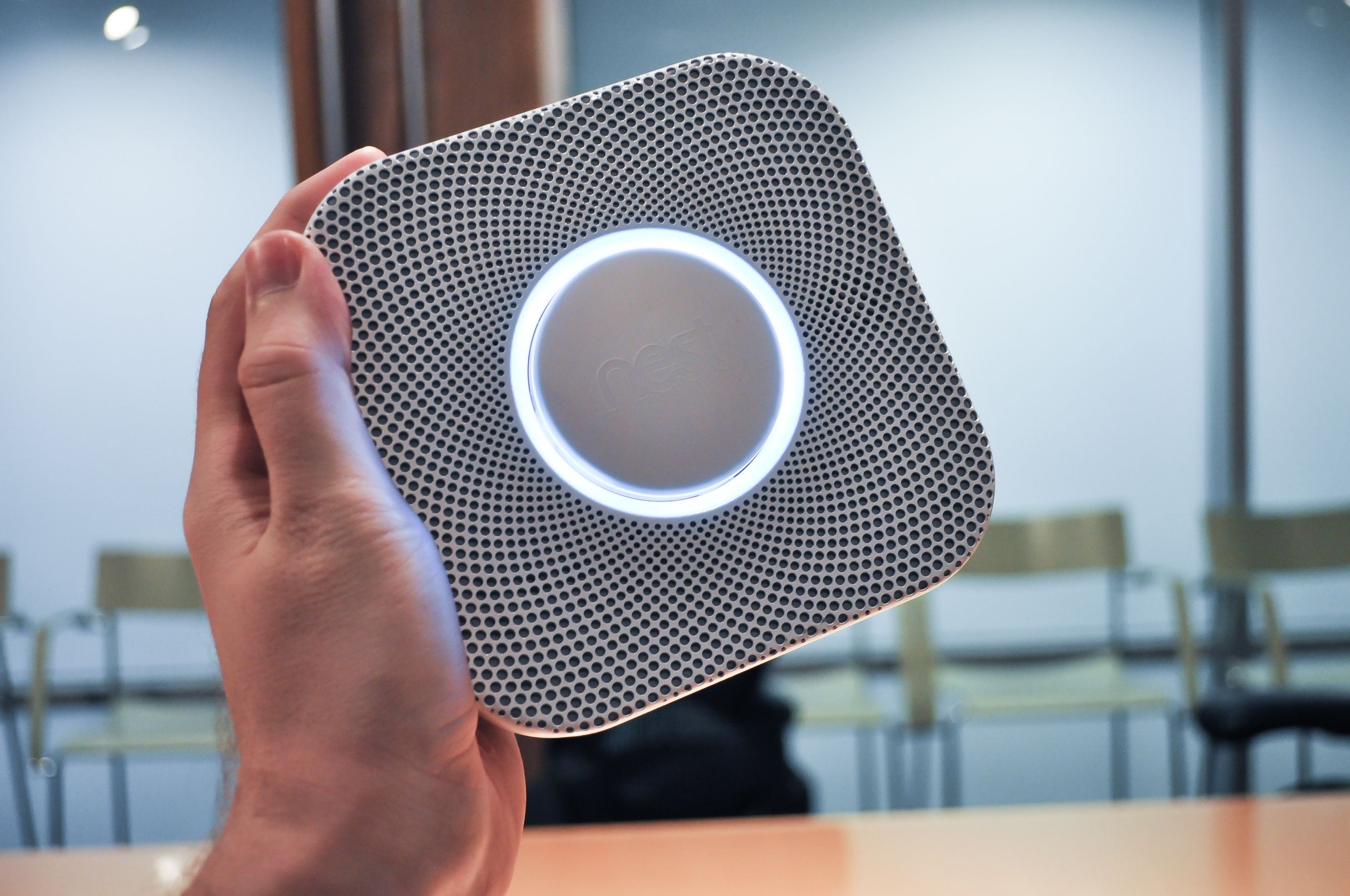Nest Protect Is A $129 Smoke And Carbon Monoxide Detector That Takes ...