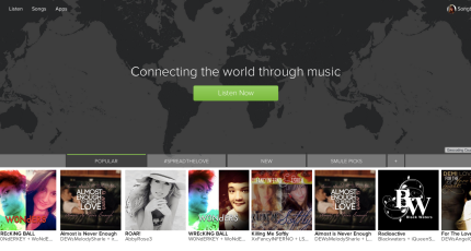Music App-Maker Smule Finally Embraces The Web With Social