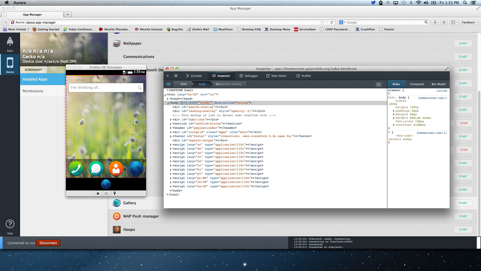 Mozilla's New App Manager Makes Debugging Easier For Firefox OS