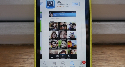 BlackBerry's Bad Timing Buries Its Own Flicker Of Good News On BBM
