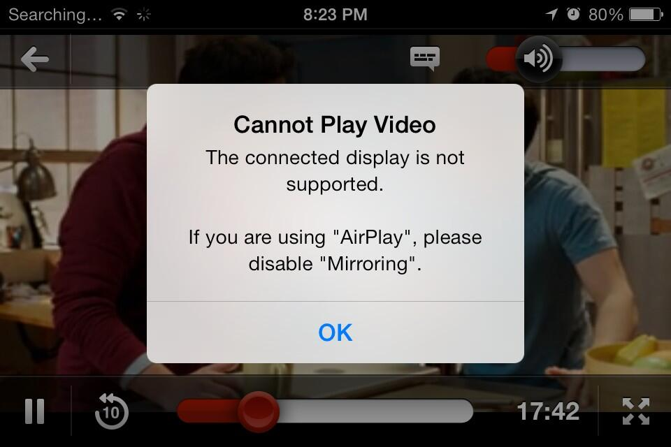Netflix iOS Bug That Breaks Output Via Apple HDMI AV Adapters Will