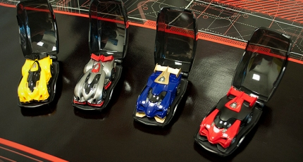 Anki's Self-Driving Race Car Toys Will Launch On Oct  23rd