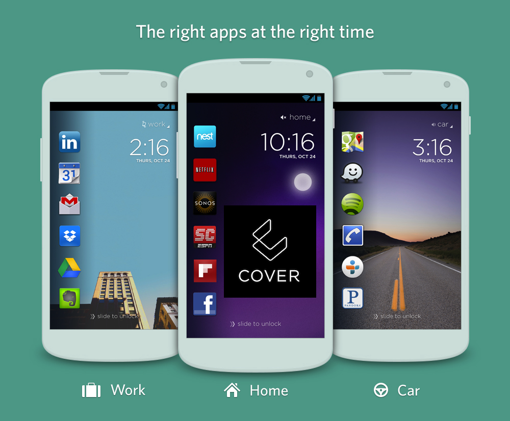 How to disguise apps on android