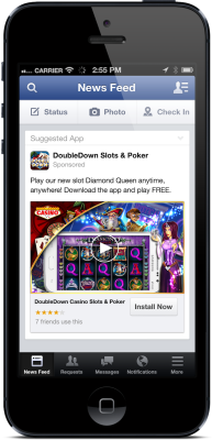 Facebook Adds Video And New Pricing To Its Mobile App Ads Techcrunch
