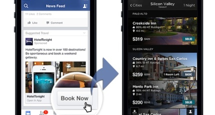 New Calls To Action In Facebook's Mobile App Ads Can Help Publishers