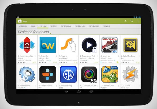 Report: Google Play's App Store And Developer Community Grew