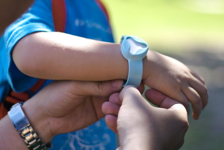 Guardian Uses Bluetooth Low Energy Tech To Keep Your Child Safe Techcrunch