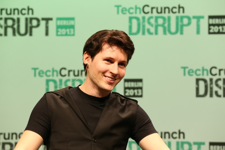 Durov, Out For Good From VK.com, Plans A Mobile Social Network Outside  Russia | TechCrunch