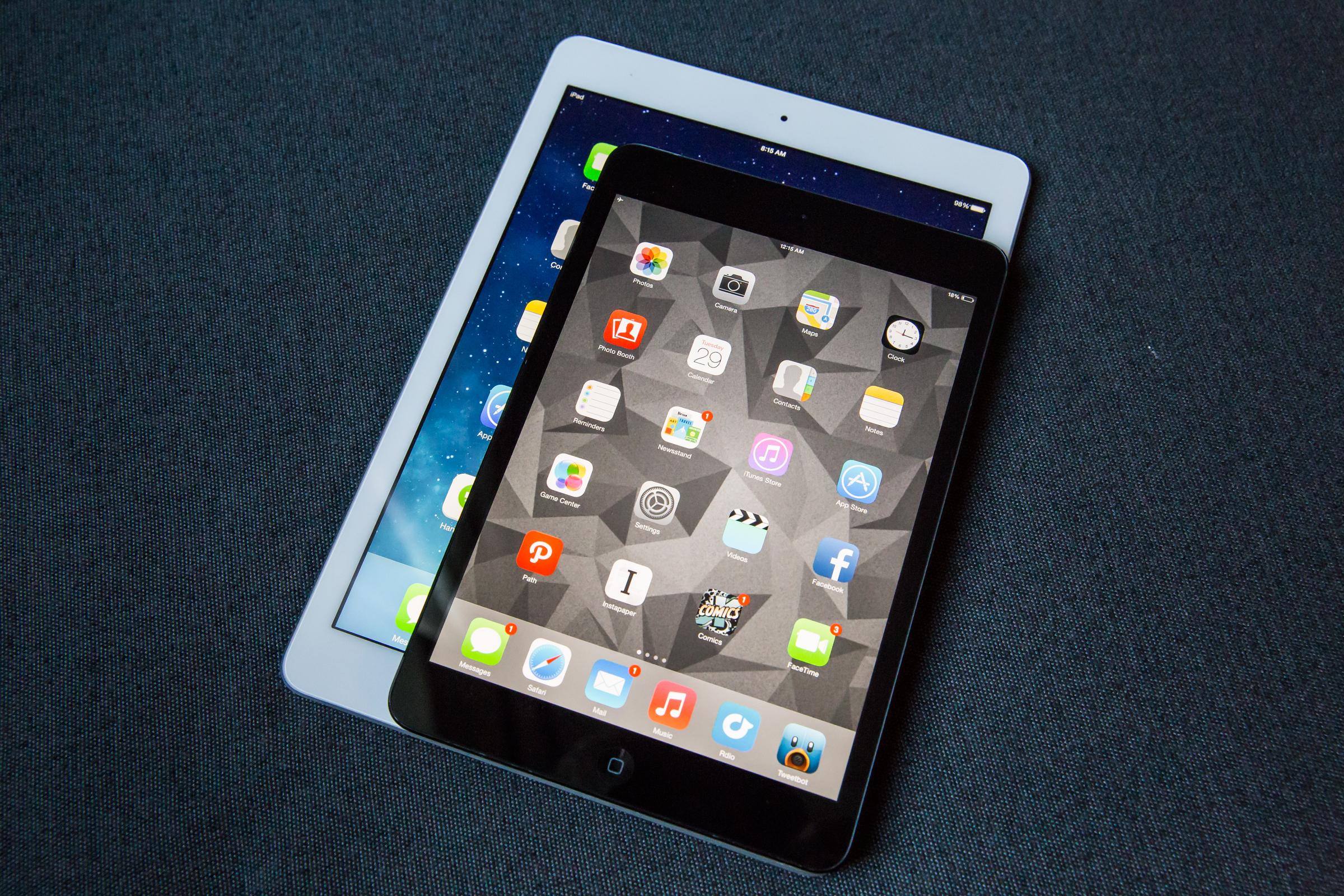 Surprise! Apple's iPad Mini With Retina Display Now On ...