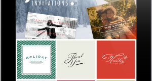 Paperless post brings its design focused greeting cards paperless post brings its design focused greeting cards invitations to ipad m4hsunfo
