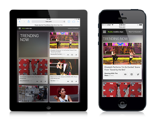 Hulu Finally Brings Free Videos To Mobile  But Its Just Clips, And Only Works In -9089