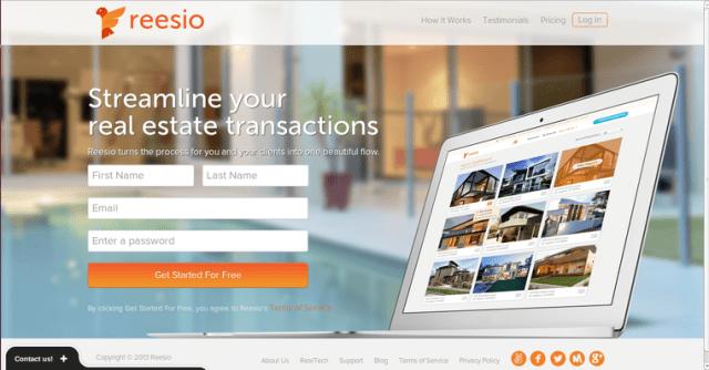 reesio-homepage