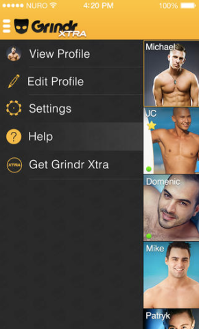 Tribes clean grindr cut meaning sober tribe