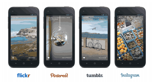 Facebook adds flickr pinterest tumblr and instagram content to its home screens with 3rd party content gumiabroncs