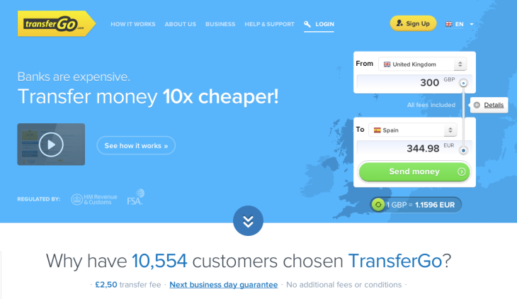 After Raising Further €200K, TransferGo Launches Its Money Transfer ...