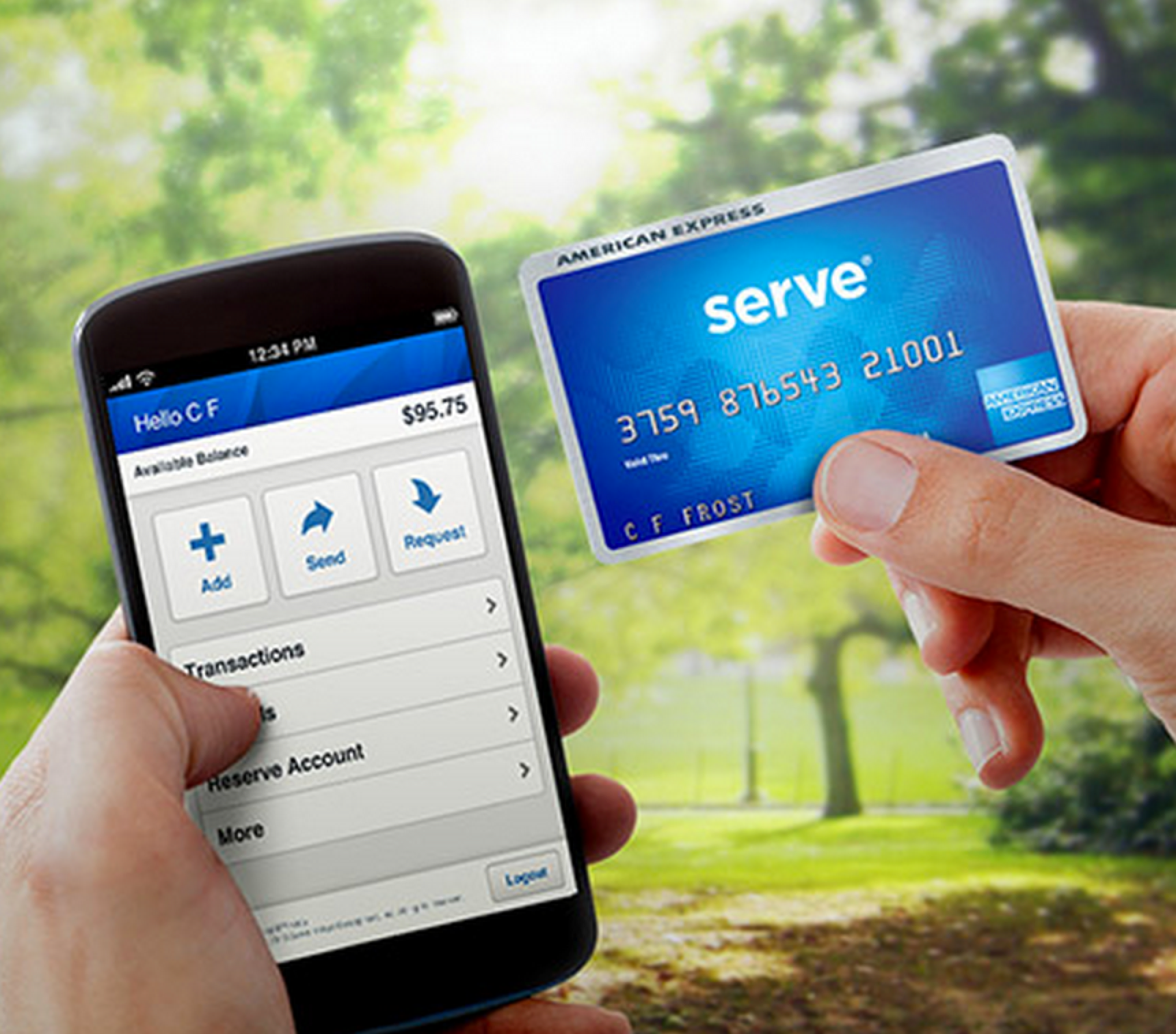 American Express Serve Goes After The Under Banked With