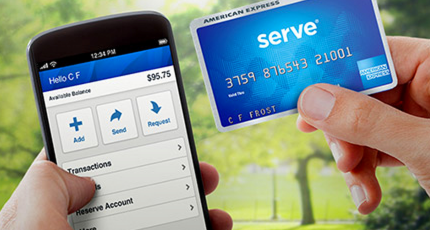 "American Express Serve Goes After The ""Under-Banked"" With Prepaid"