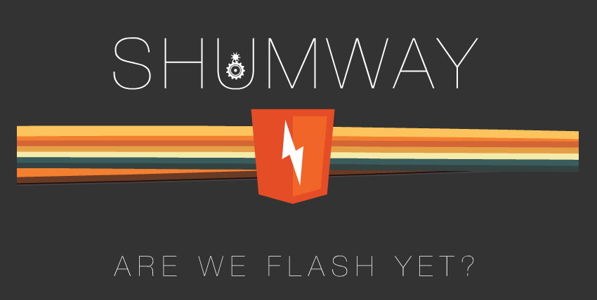 Shumway, Mozilla's HTML5-Based Flash Player Replacement