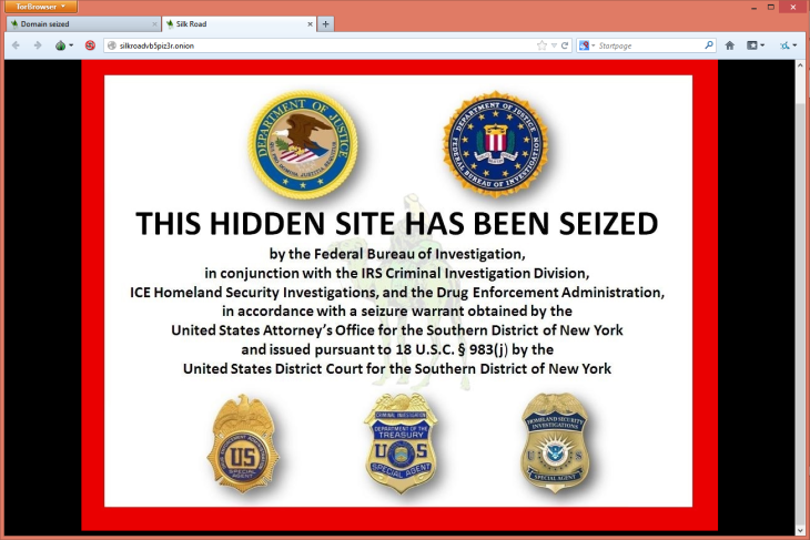 FBI Seizes Deep Web Black Market Silk Road, Arrests Owner | TechCrunch