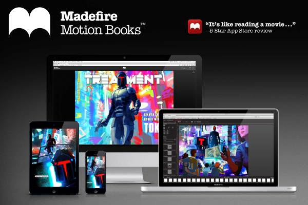 Digital comics startup Madefire is shutting down – TechCrunch