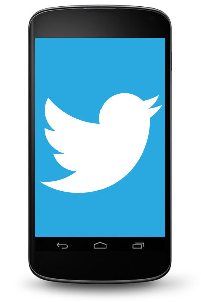 Mobile Twitter 164m 75 Access From Handheld Devices