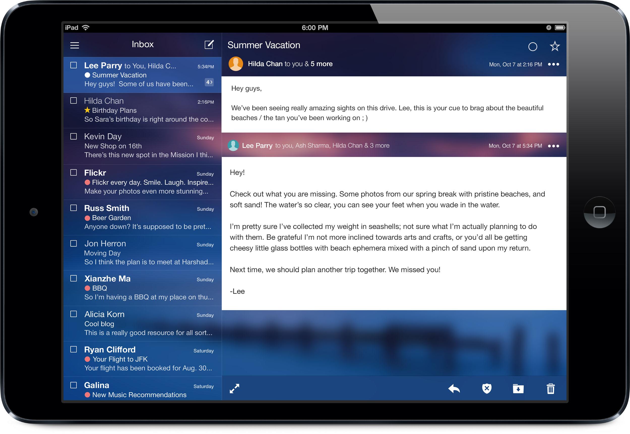 Yahoo Mail Gets Cross-Platform Themes, 1TB of Storage, 'Mail Plus
