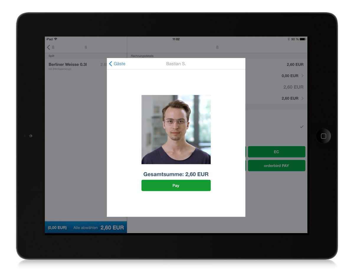 Check-in_im_orderbird-Kassensystem_Zahlvorgang