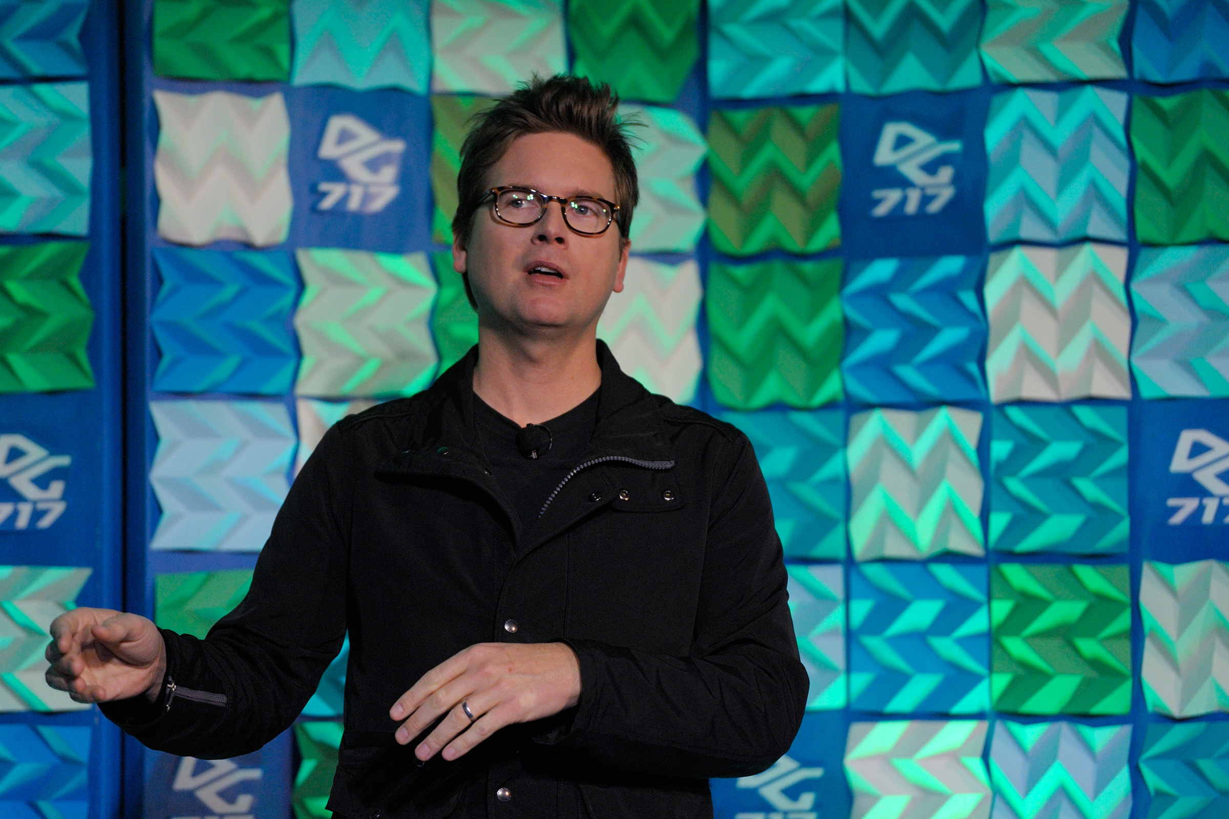 Biz Stone At Digital Garage