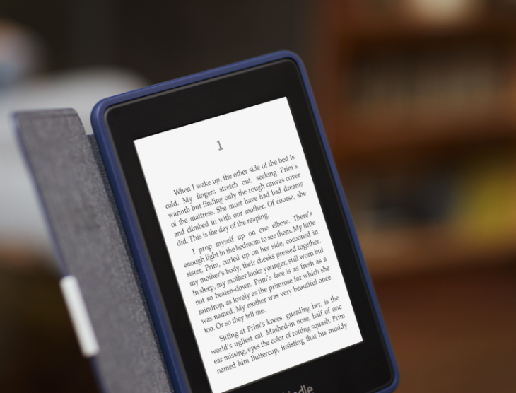 amazon paperwhite update brings goodreads kindle freetime cloud