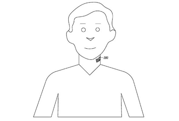 motorola patent points to electronic neck  u201ctattoos u201d that
