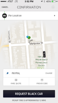 With A Focus On International Adoption, Uber Integrates PayPal As An