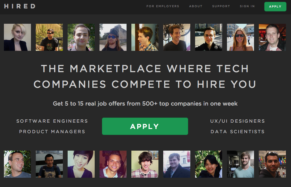 Hired com Looks To Destroy Recruiting Invoices With New Subscription