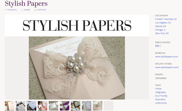 Stylish Papers