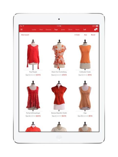 Twice iPad App 5