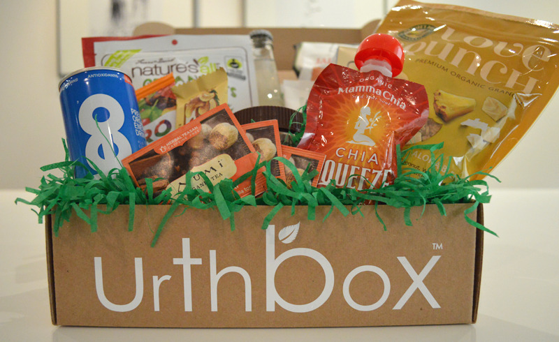 Urthbox A Birchbox For Healthy Snacks Launches Its