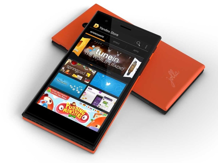 Finnish MeeGo Startup Jolla Selects Yandex's Android App