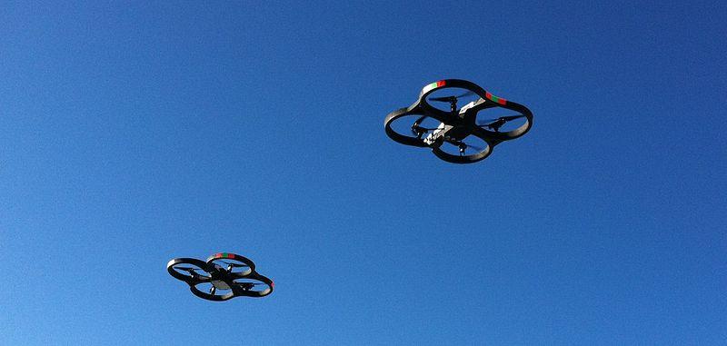 MIT creates a control algorithm for drone swarms | TechCrunch