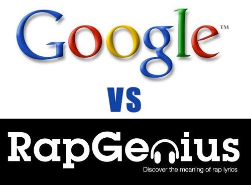 Google Destroys Rap Genius' Search Rankings As Punishment