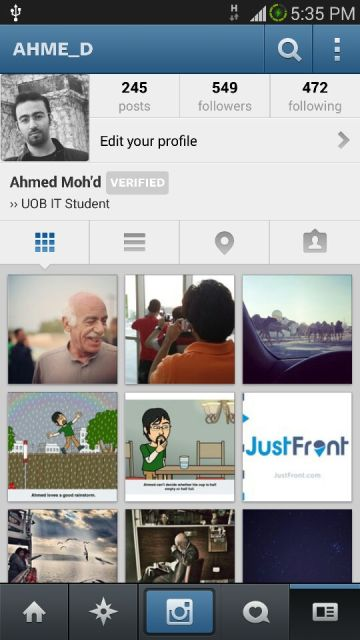 """Verified"""" Label Found In Instagram's Mobile App, But It's Not What"""