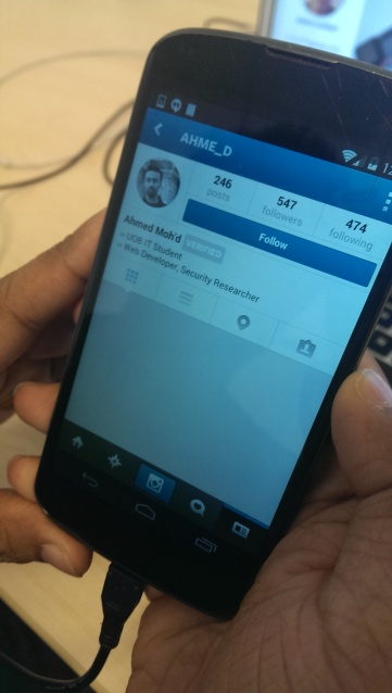 "Verified"" Label Found In Instagram's Mobile App, But It's Not What"