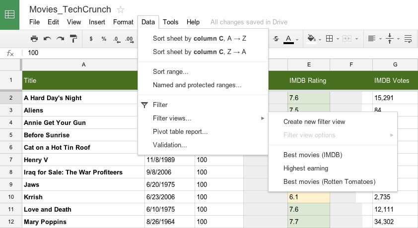 Movies_TechCrunch - Google Drive