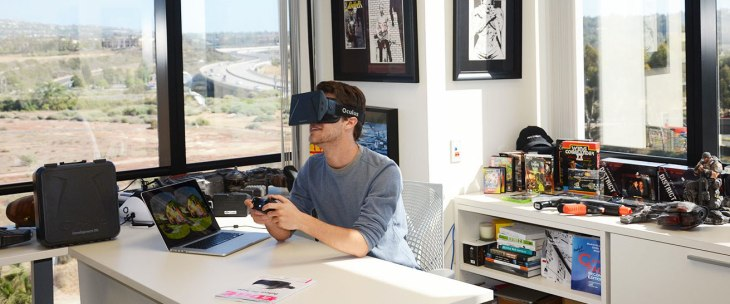 Steam Launches Beta UI For Virtual Reality Headsets, Puts