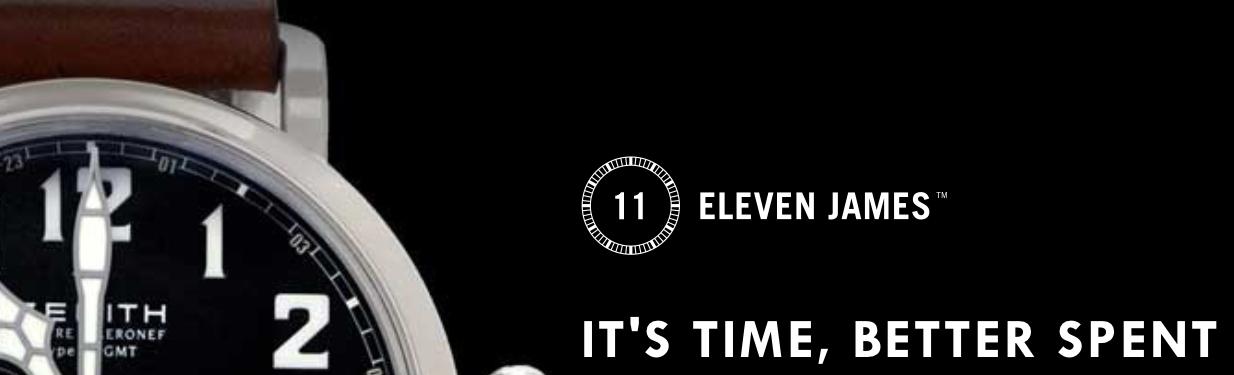 eleven james