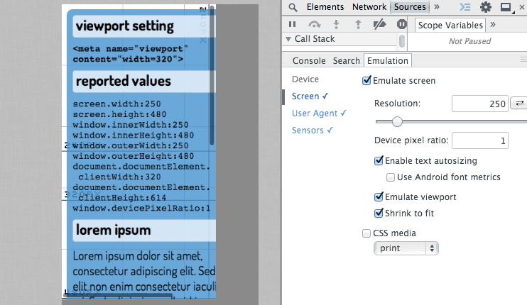 viewport-emulation