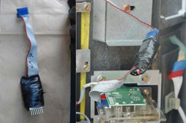 Four Indicted For Installing Undetectable Card Skimmers