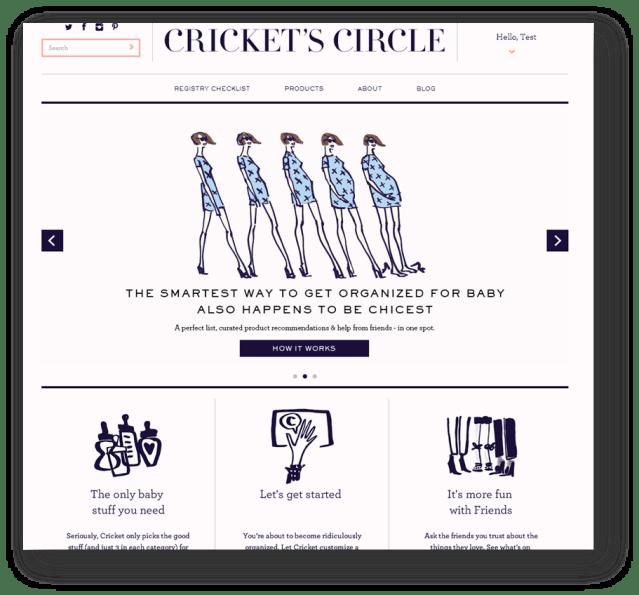 Cricket's Homepage (1)