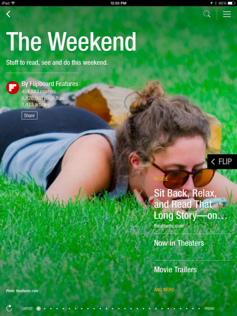 flipboard-theweekend