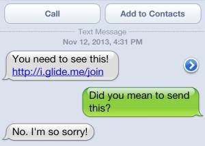 glide-spam