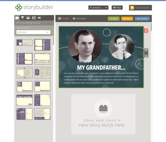 memloom-storybuilder