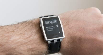 Pebble's Smartwatch Now Officially Supports Android Wear